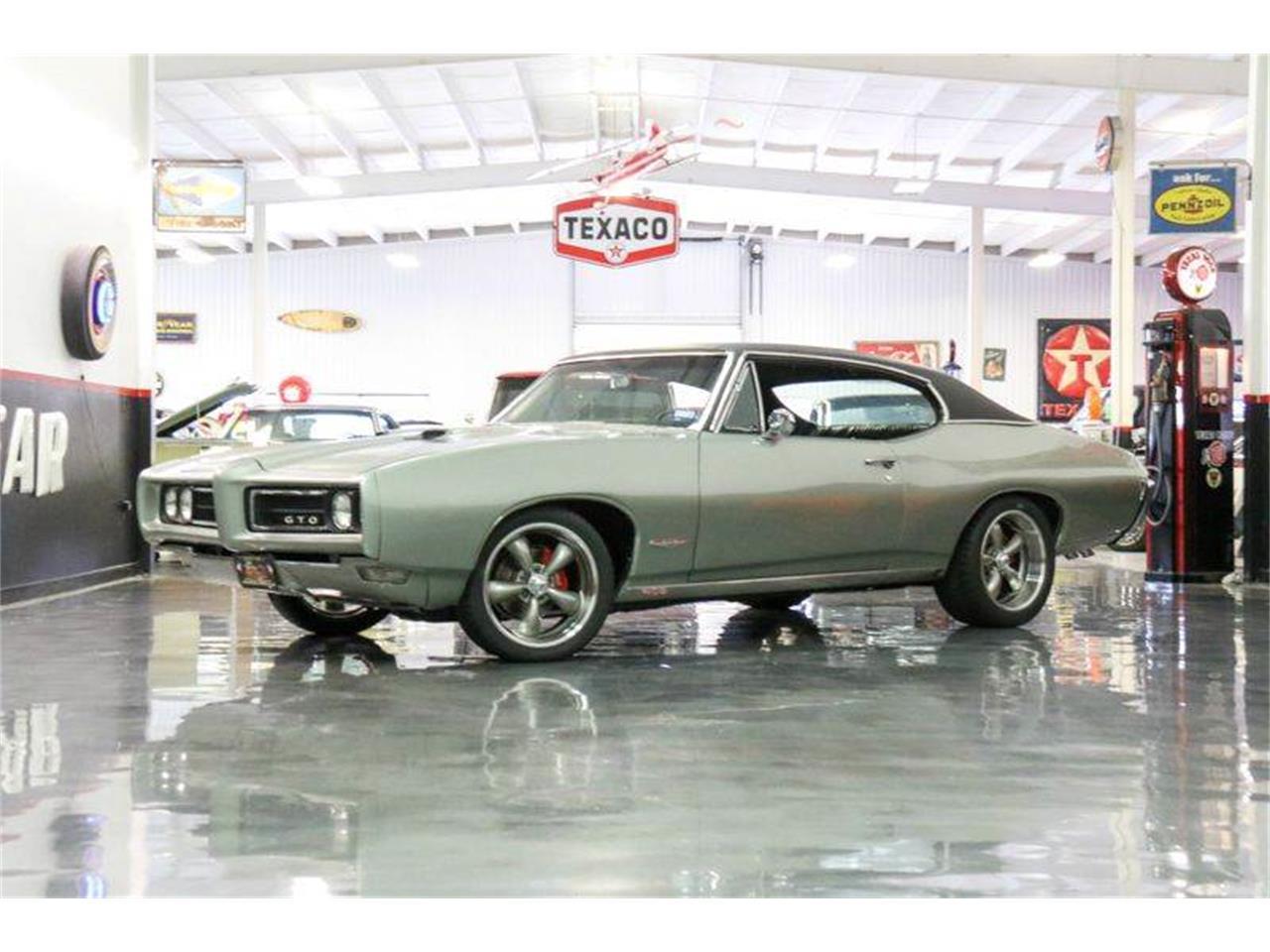 For Sale: 1968 Pontiac GTO in Fredericksburg, Texas