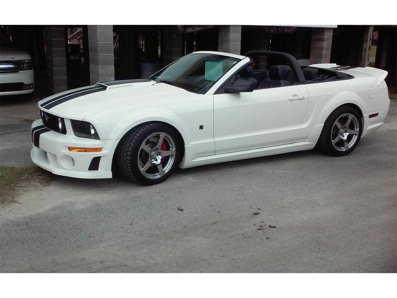 Large Picture of '07 Mustang (Roush) - JFHT