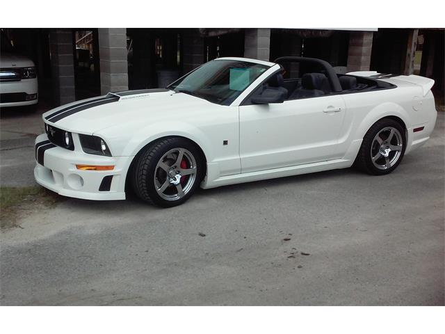 2007 Ford Mustang (Roush)