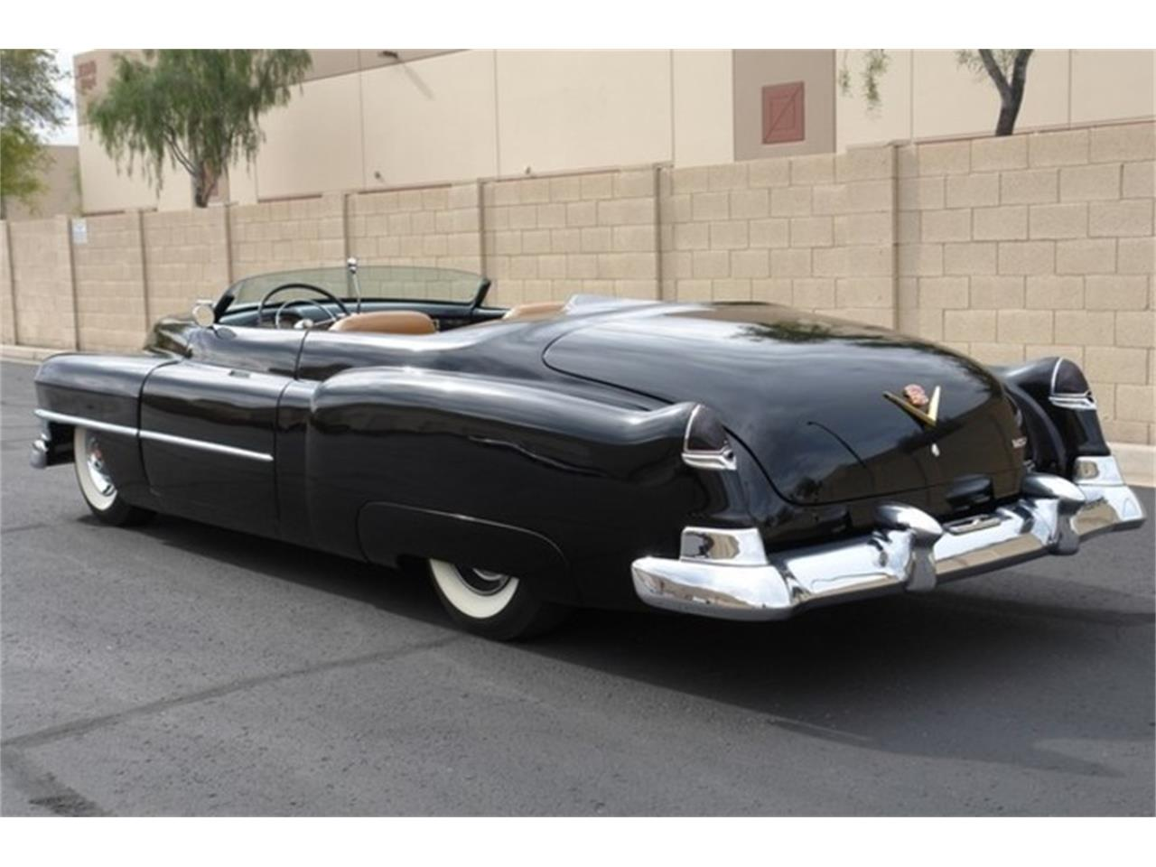 1951 Cadillac Series 62 For Sale Cc 906549 Sedan Large Picture Of 51 Jfhx