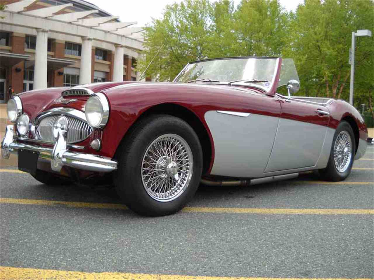 1962 austin healey 3000 mk i bt7 for sale cc 906633. Black Bedroom Furniture Sets. Home Design Ideas