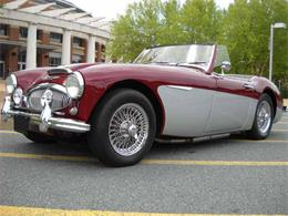 Picture of Classic 1962 Austin-Healey 3000 Mk I BT7 Auction Vehicle - JFK9