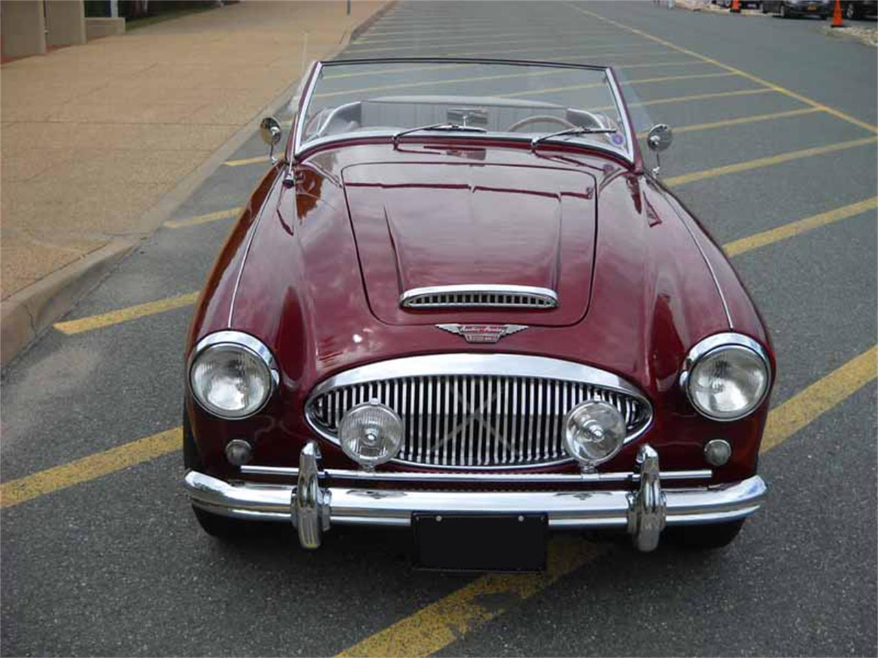 Large Picture of 1962 Austin-Healey 3000 Mk I BT7 located in Virginia Offered by Gassman Automotive - JFK9