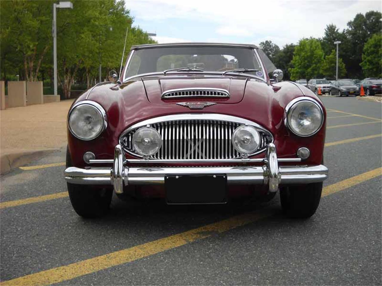 Large Picture of Classic 1962 Austin-Healey 3000 Mk I BT7 located in WAYNESBORO Virginia Offered by Gassman Automotive - JFK9