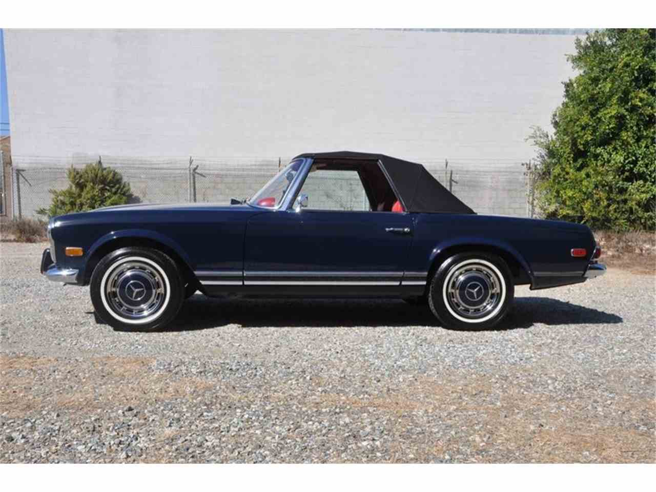 Large Picture of 1969 Mercedes-Benz 280SL - $169,500.00 Offered by European Collectibles - JFPJ
