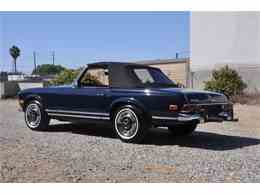 Picture of Classic '69 Mercedes-Benz 280SL located in Costa Mesa California Offered by European Collectibles - JFPJ