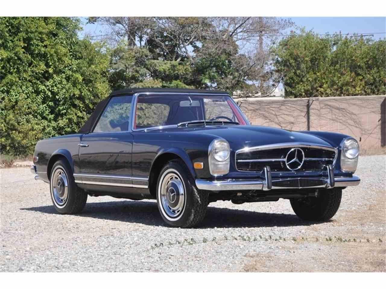 Large Picture of Classic '69 Mercedes-Benz 280SL located in Costa Mesa California - $169,500.00 - JFPJ