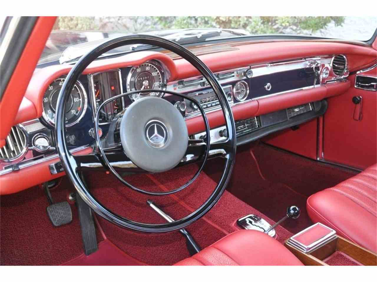 Large Picture of Classic 1969 Mercedes-Benz 280SL Offered by European Collectibles - JFPJ