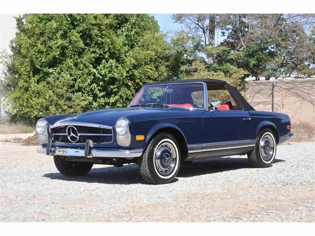 Large Picture of 1969 Mercedes-Benz 280SL - $169,500.00 - JFPJ