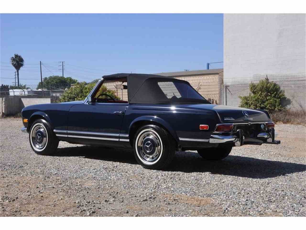 Large Picture of Classic 1969 Mercedes-Benz 280SL - $169,500.00 - JFPJ