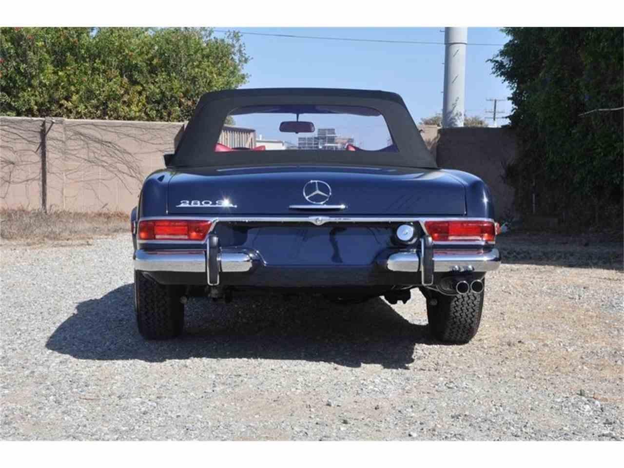 Large Picture of Classic 1969 Mercedes-Benz 280SL located in Costa Mesa California - JFPJ
