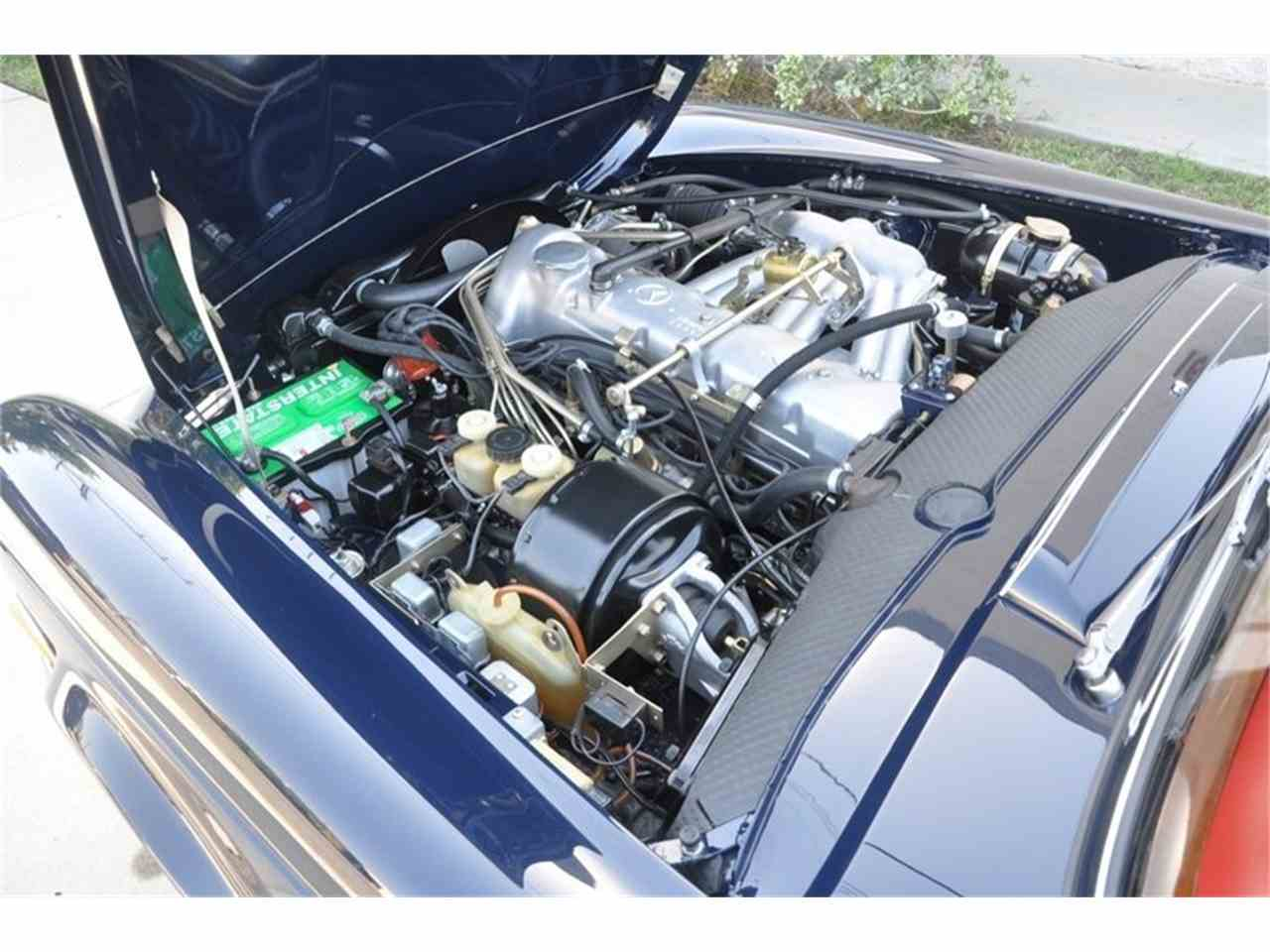 Large Picture of Classic '69 Mercedes-Benz 280SL located in Costa Mesa California - $169,500.00 Offered by European Collectibles - JFPJ