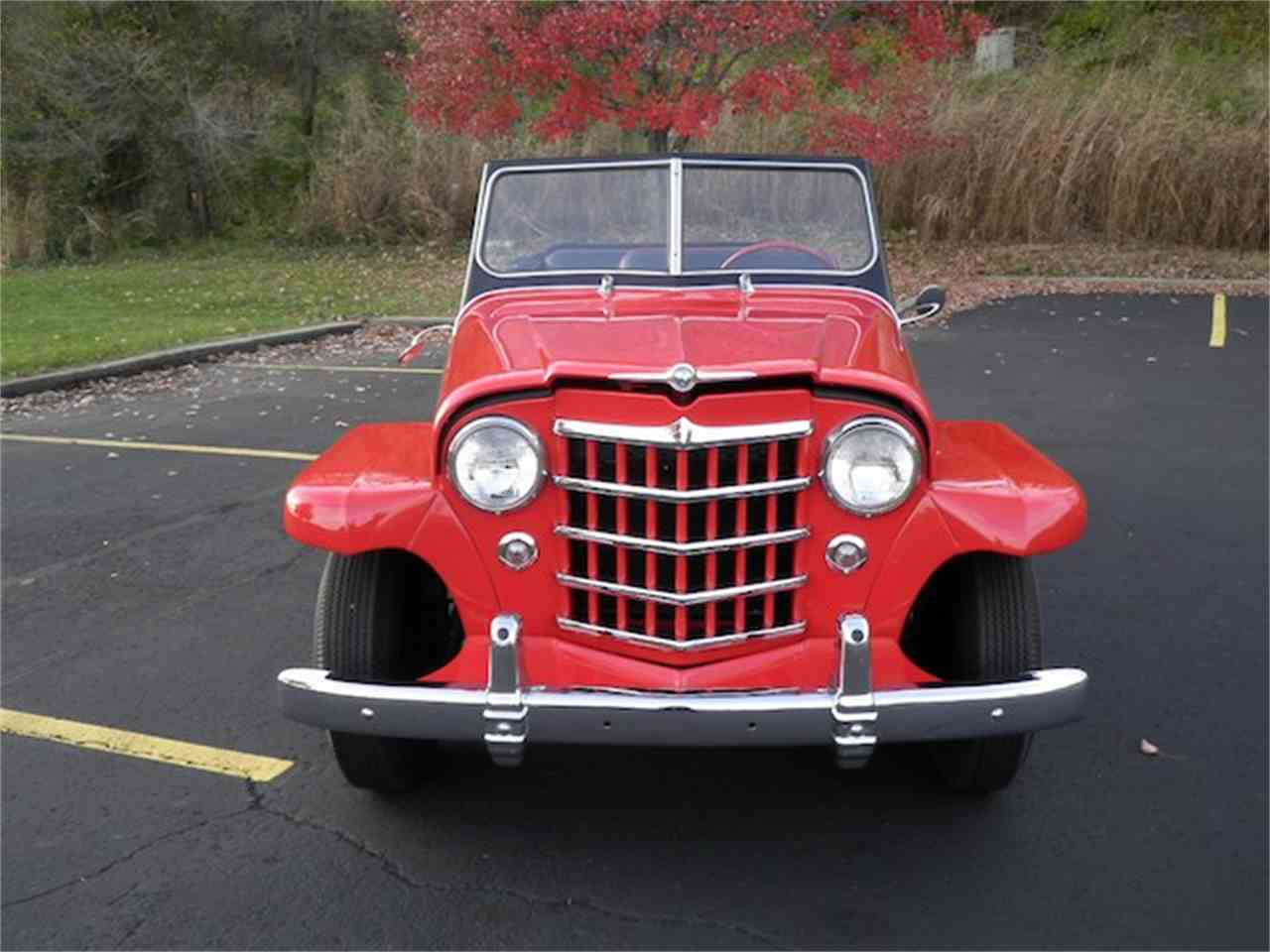 Large Picture of '50 Jeepster - JFYO