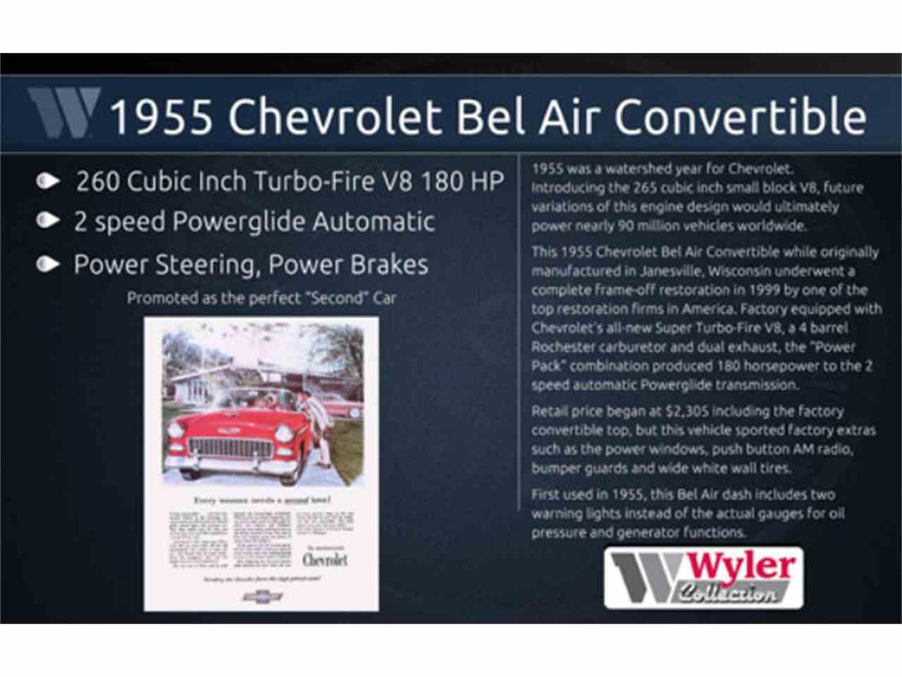 Large Picture of '55 Bel Air - JFYR