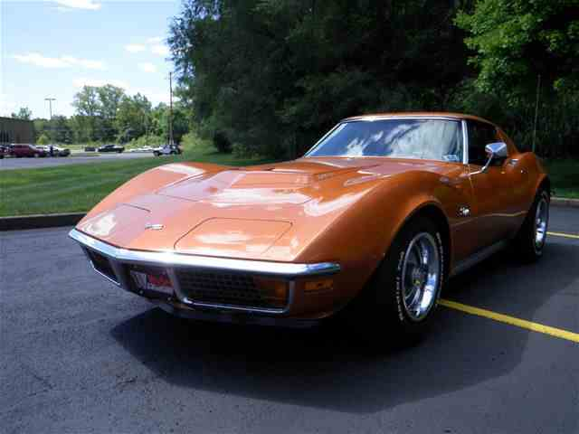 Picture of '72 Corvette - JFYT