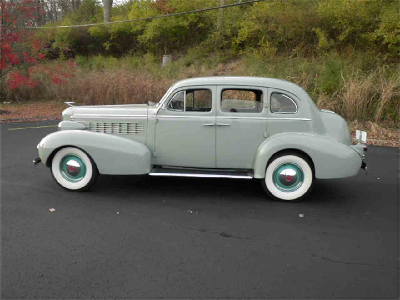 Large Picture of '37 Series 50 Touring - JFYX
