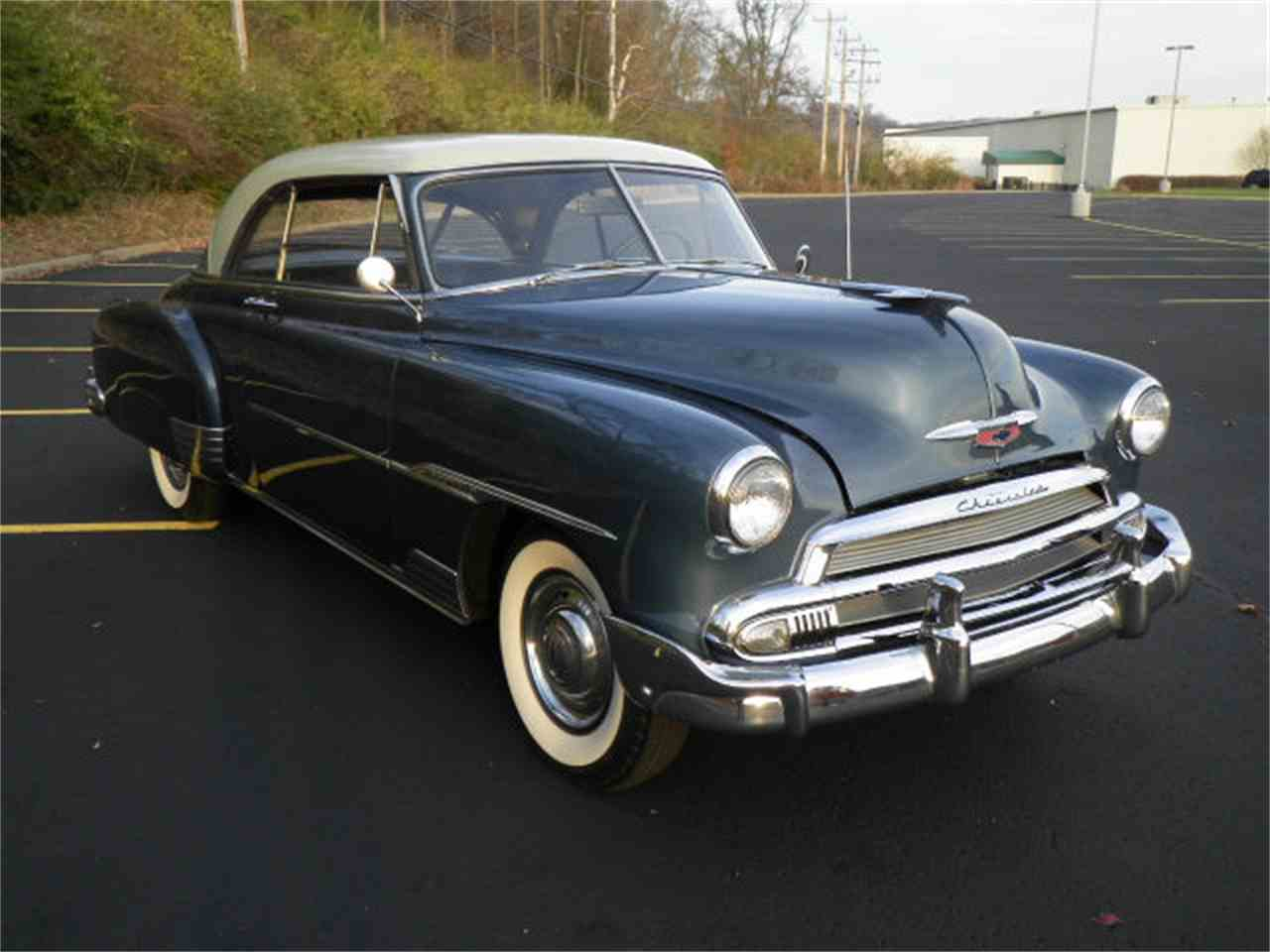 Large Picture of '51 DeLuxe Bel Air Styleline - JFZ2
