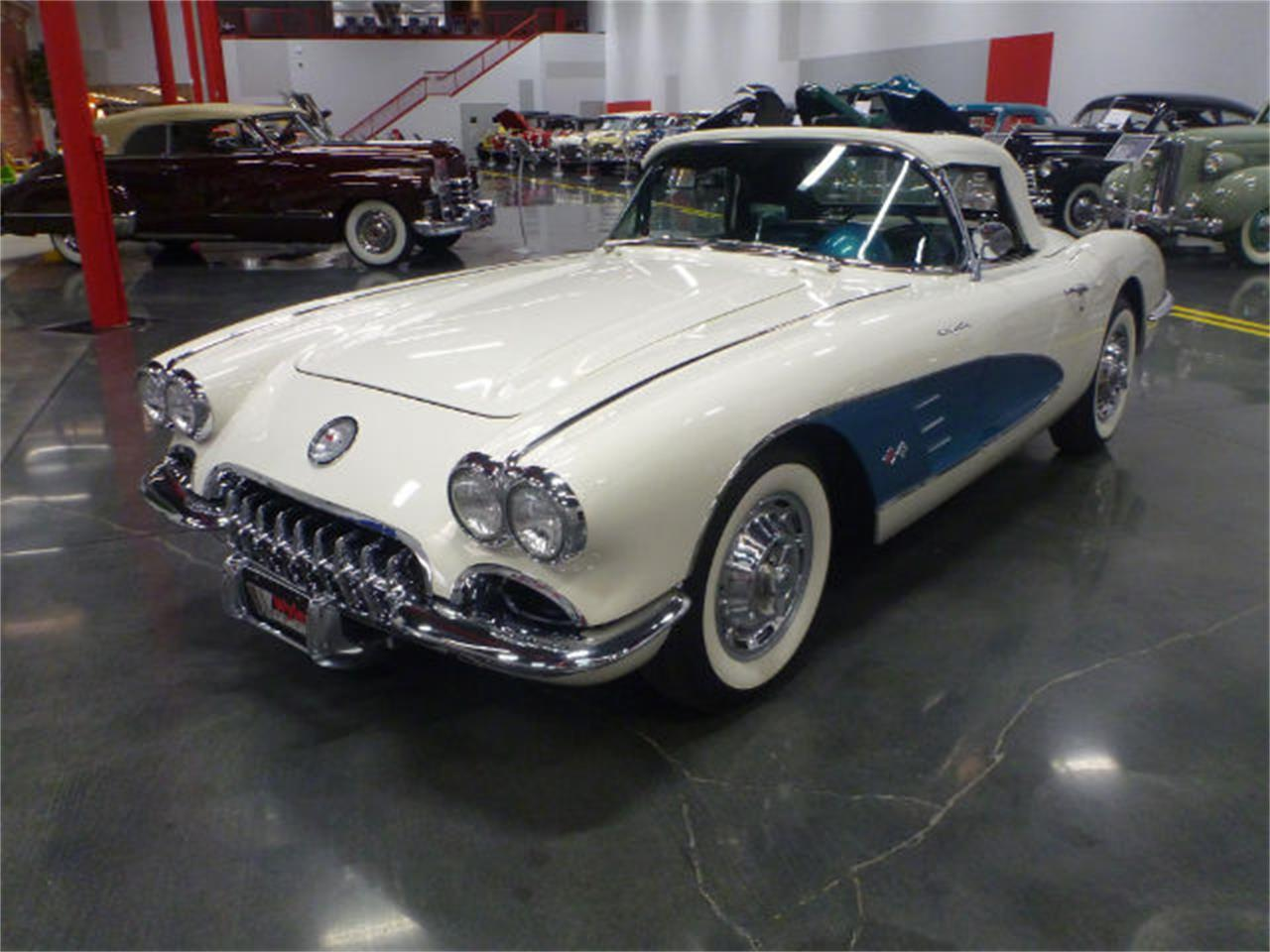 Large Picture of '59 Corvette - JFZ5