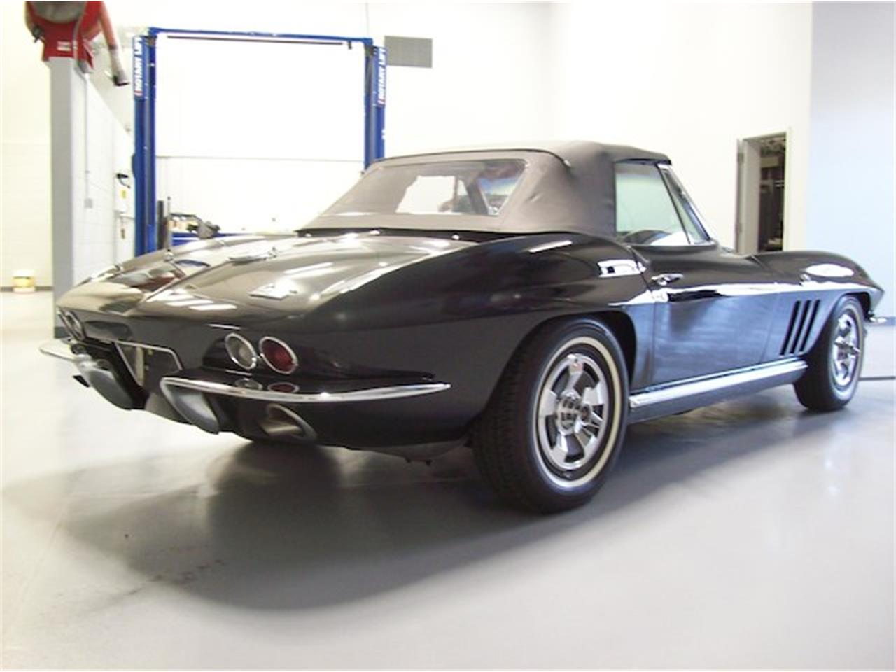 Large Picture of '66 Corvette - JFZ9