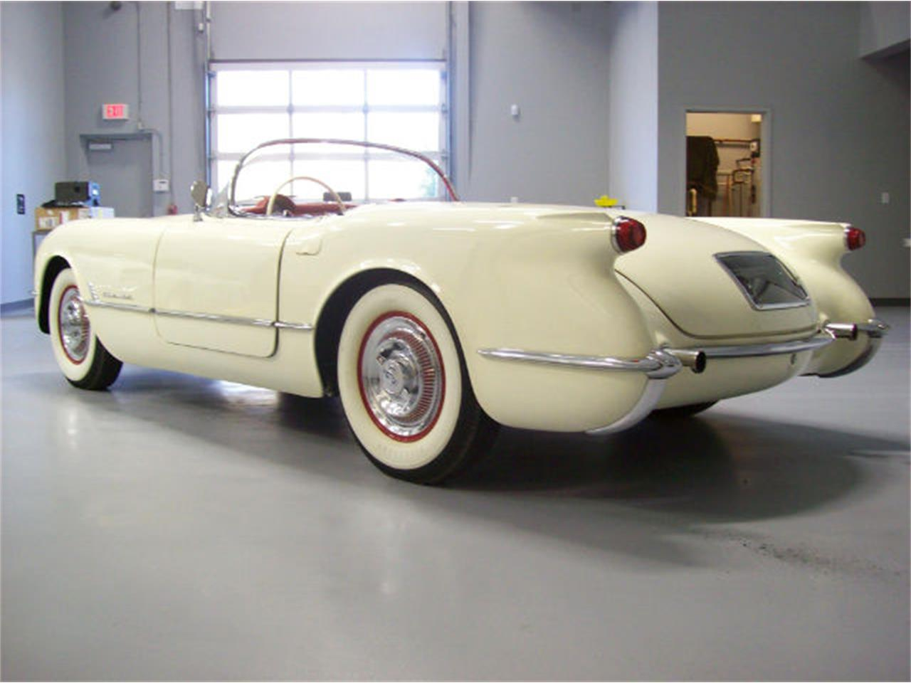 Large Picture of '54 Corvette - JFZA