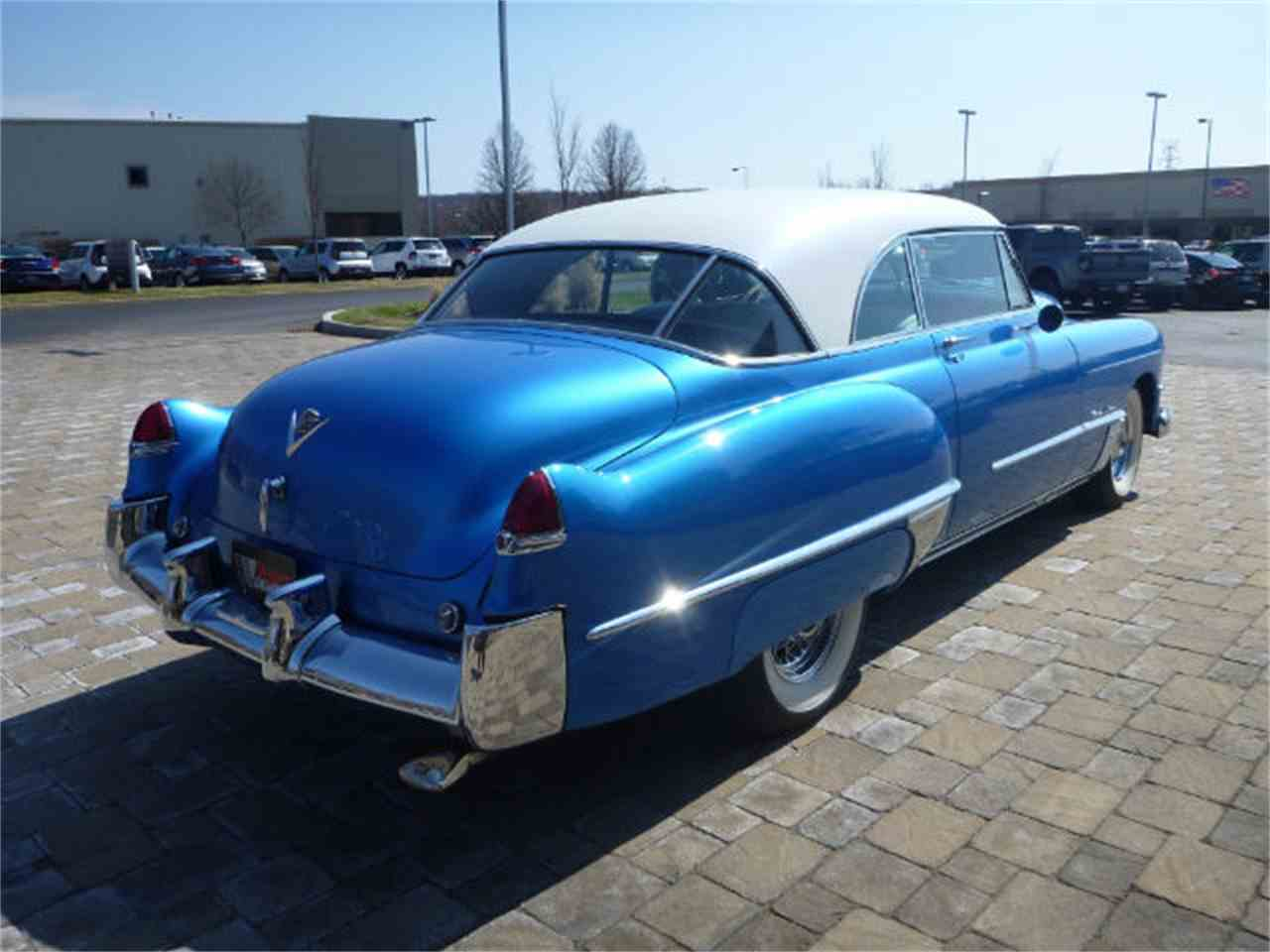 1949 Cadillac Coupe Deville For Sale Classiccars Com