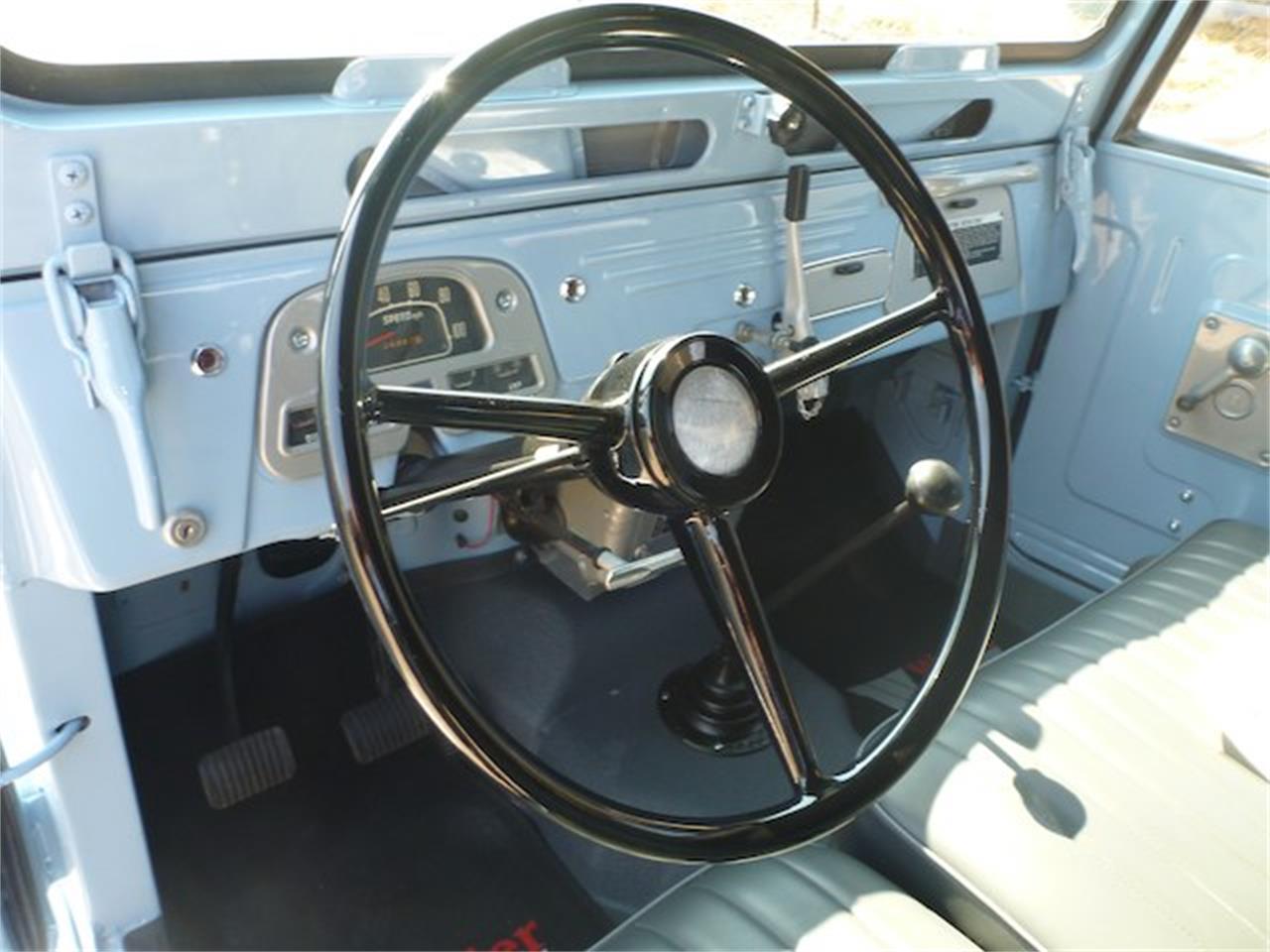 Large Picture of '66 Land Cruiser FJ - JFZE