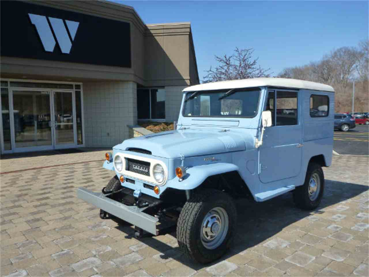 Large Picture of '66 Land Cruiser FJ - JFZE