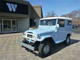 Picture of '66 Land Cruiser FJ - JFZE
