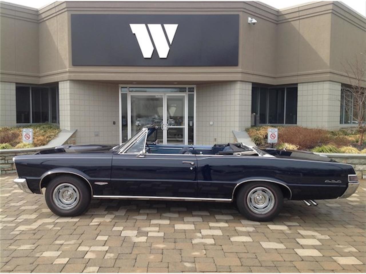 Large Picture of Classic '65 Pontiac GTO located in Ohio - $72,450.00 - JFZI