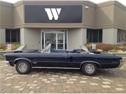 Picture of Classic 1965 GTO located in Milford Ohio Offered by Wyler Collection - JFZI