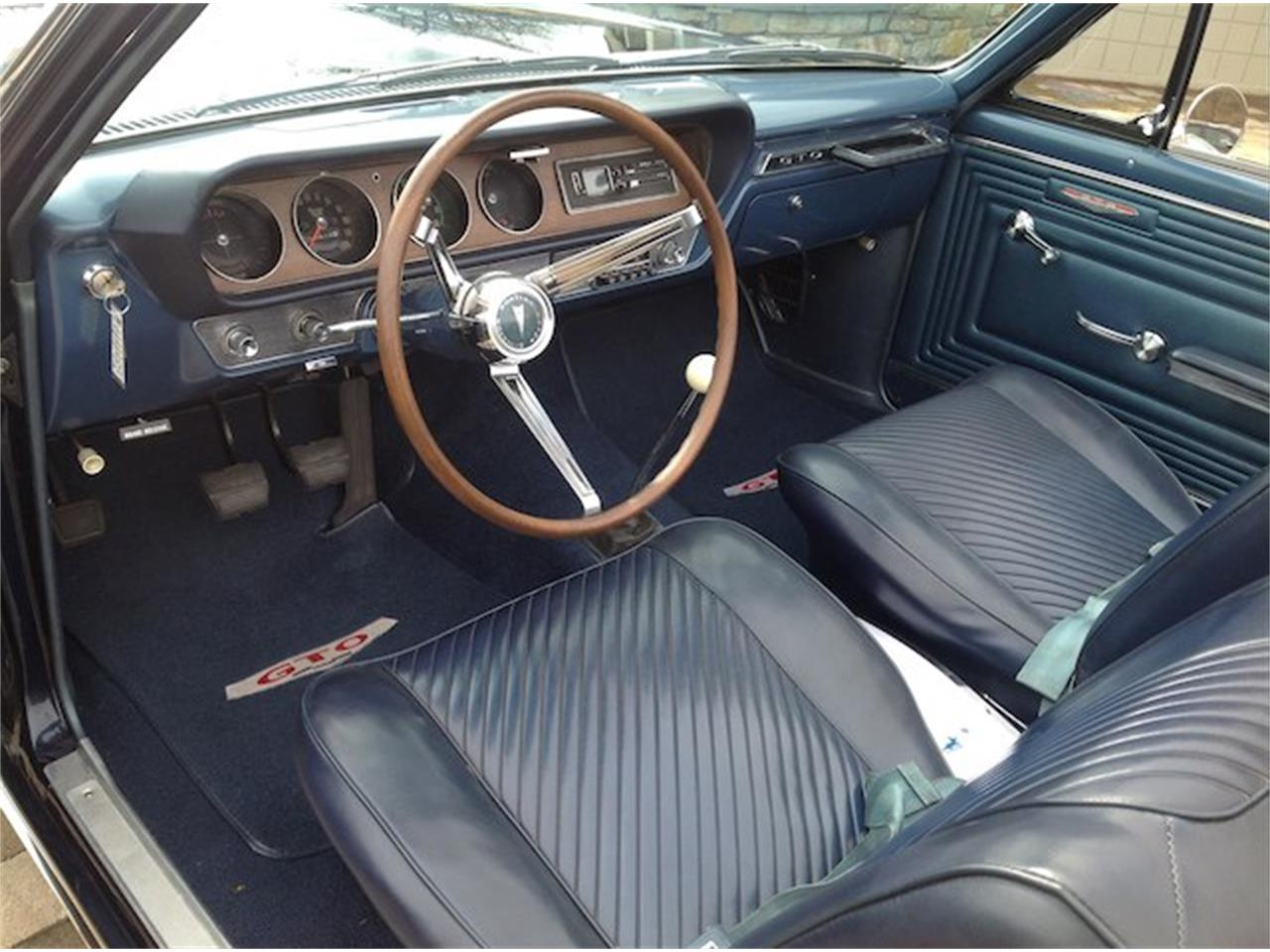 Large Picture of 1965 Pontiac GTO - JFZI