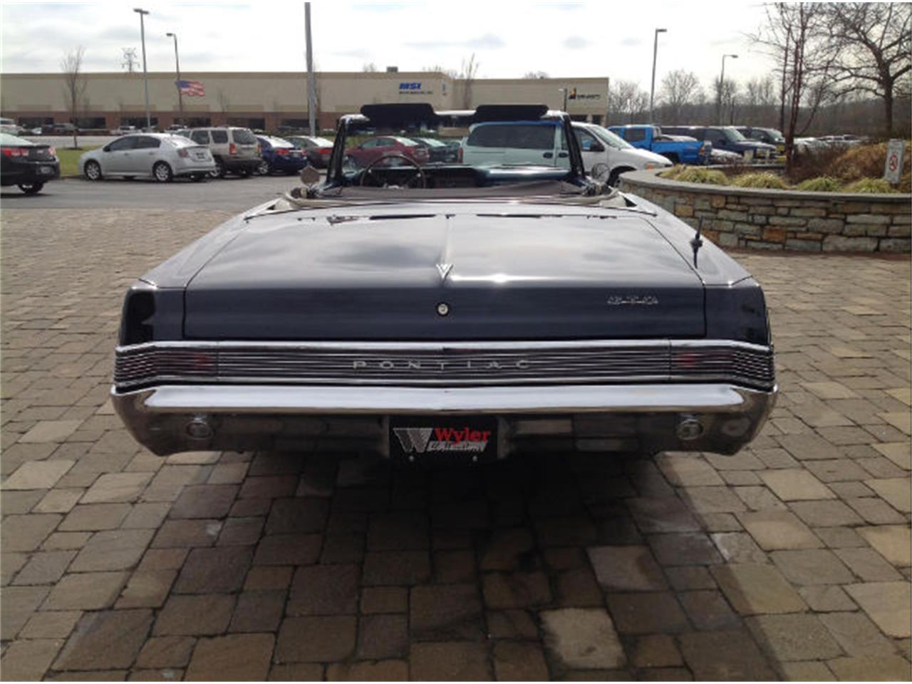 Large Picture of Classic 1965 GTO located in Ohio Offered by Wyler Collection - JFZI
