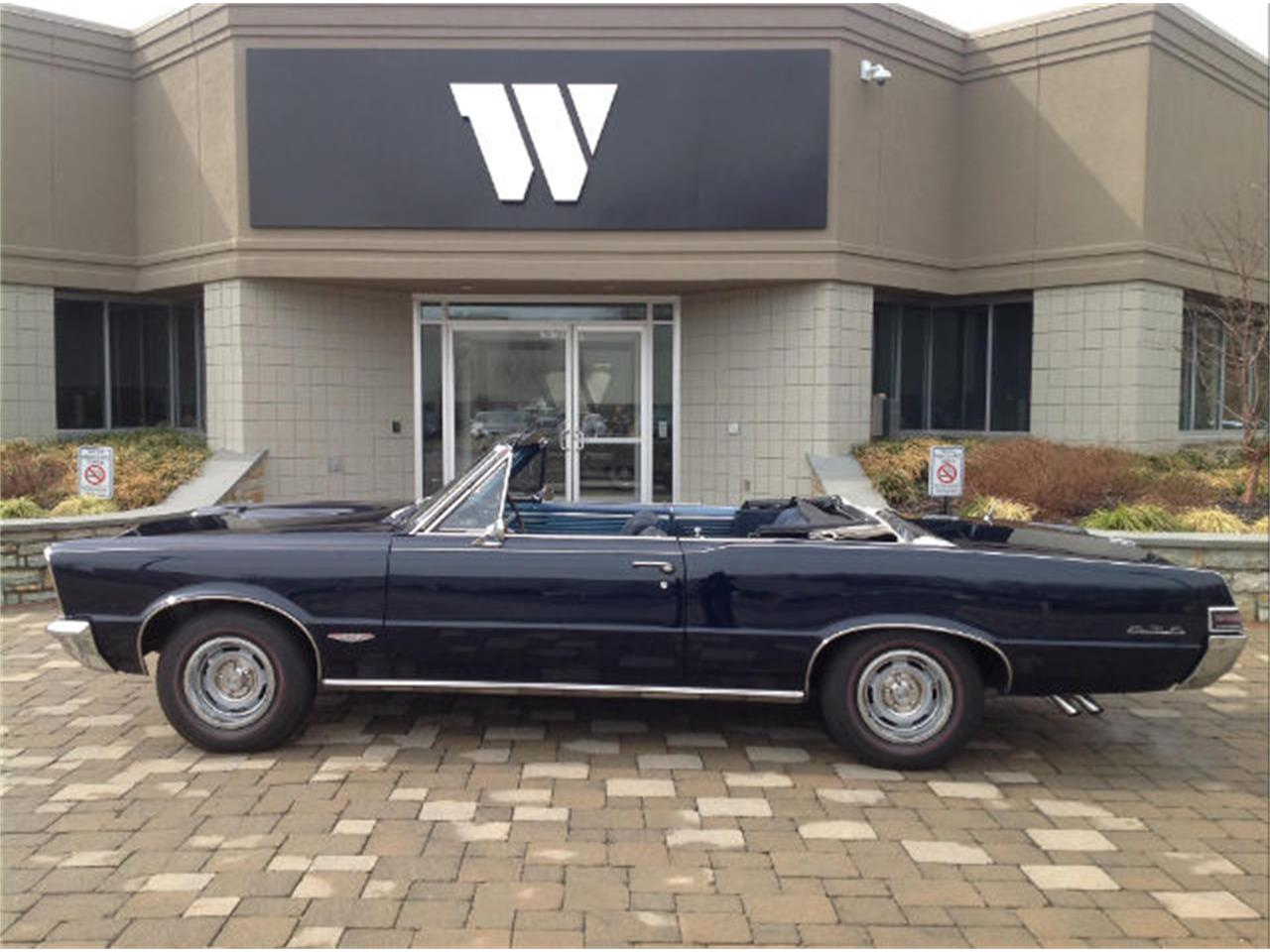 Large Picture of Classic '65 Pontiac GTO located in Milford Ohio - $72,450.00 - JFZI