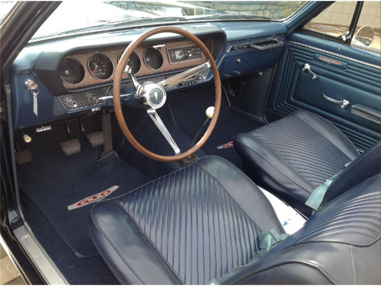 Large Picture of Classic '65 GTO located in Ohio - JFZI