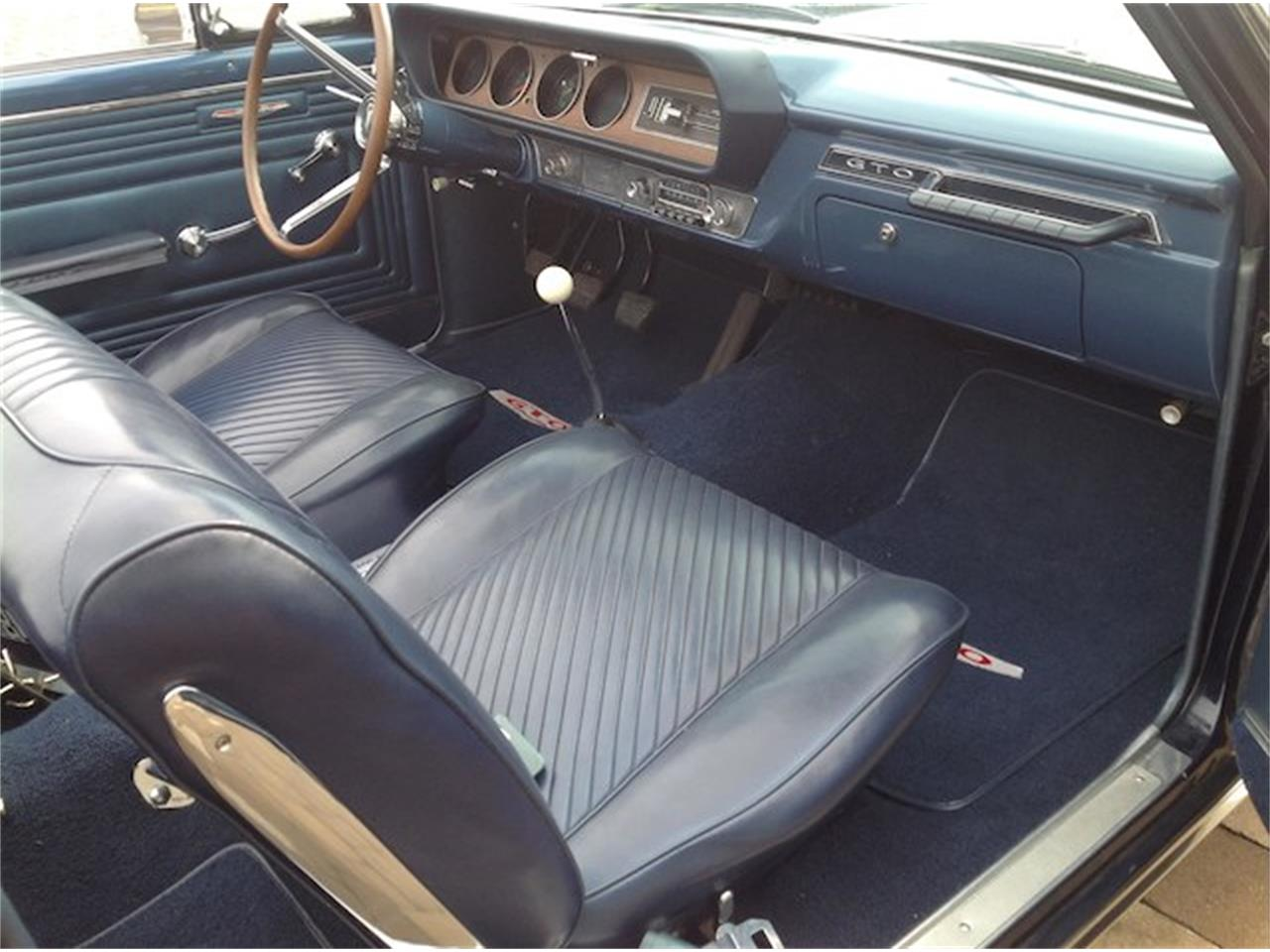 Large Picture of Classic 1965 Pontiac GTO located in Milford Ohio Offered by Wyler Collection - JFZI