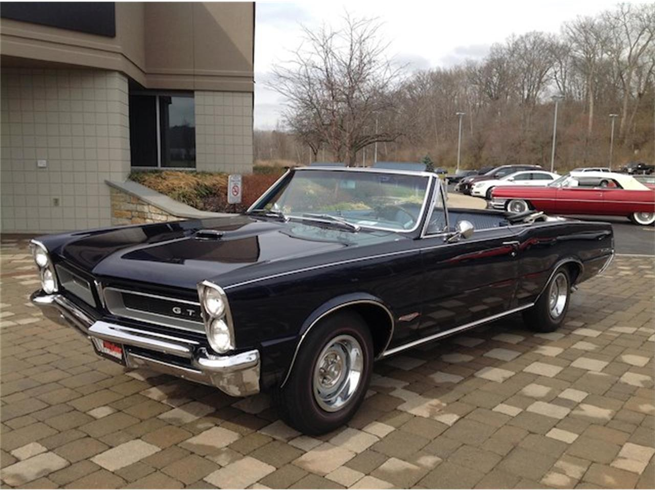 Large Picture of '65 GTO Offered by Wyler Collection - JFZI