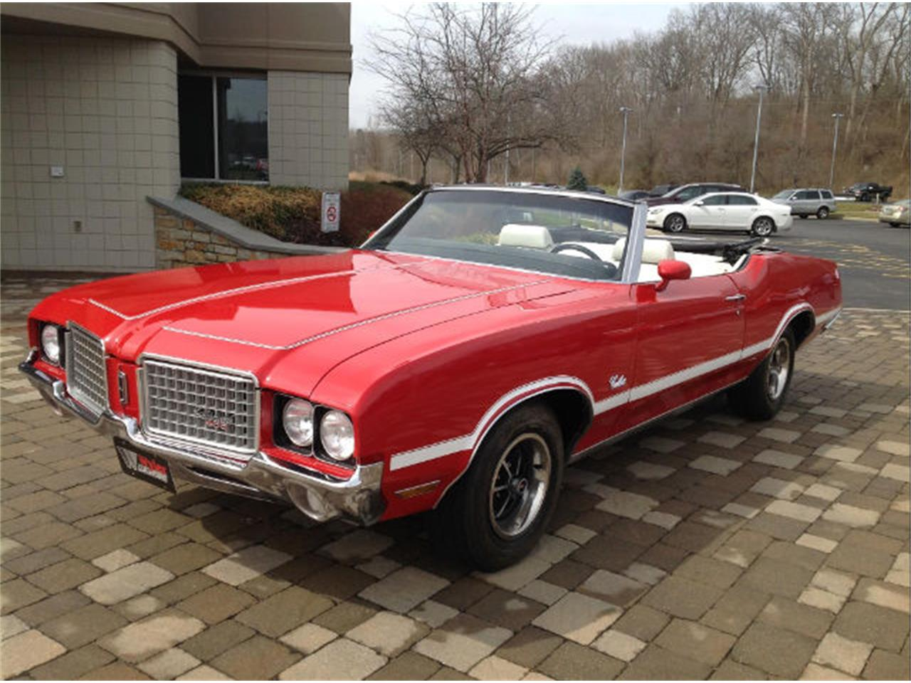 ca0d6233c Large Picture of '72 Cutlass located in Ohio Offered by Wyler Collection -  JFZK