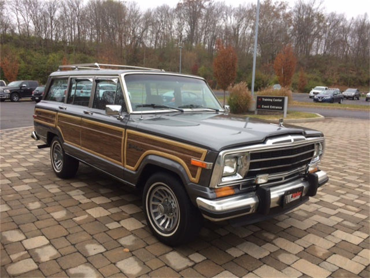 Large Picture of '89 Wagoneer - JFZL
