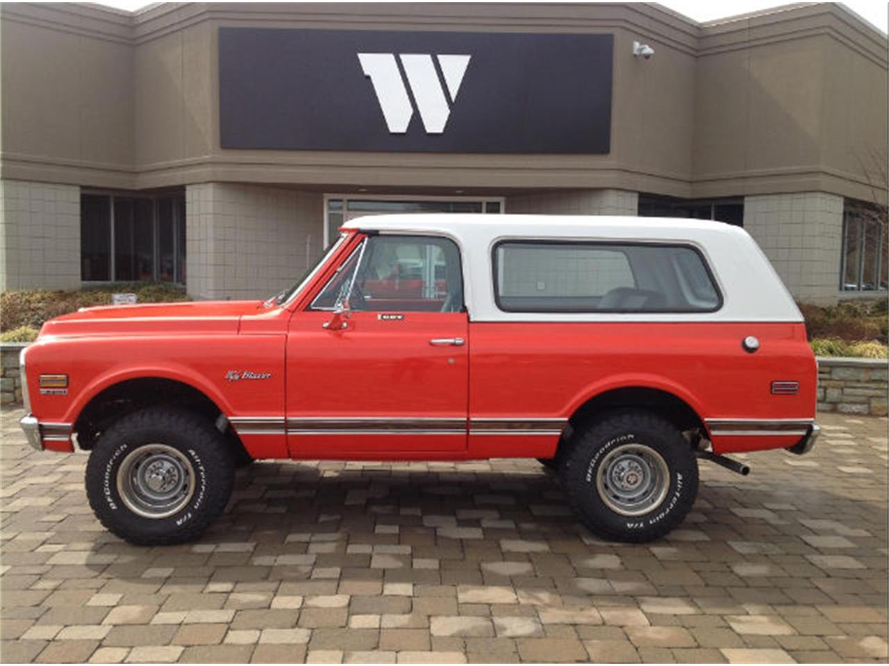 Large Picture of '72 Blazer - JFZN