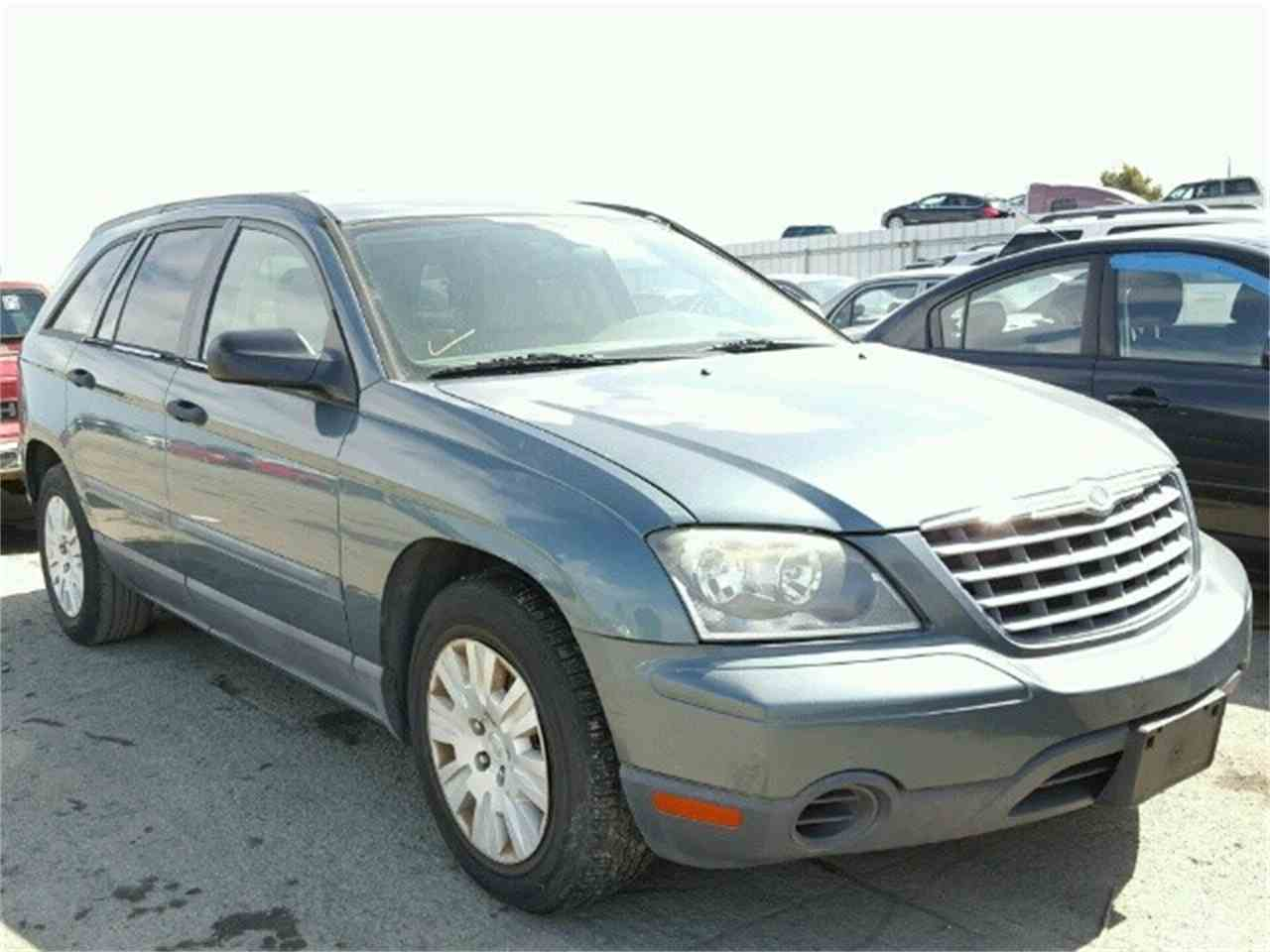 Large Picture of 2005 Chrysler Pacifica - $3,999.00 Offered by WDC Global Exports - JB05
