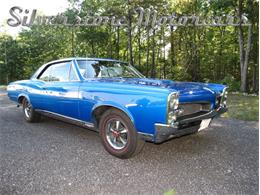 Picture of '67 Pontiac GTO located in North Andover Massachusetts Offered by Silverstone Motorcars - JG3G