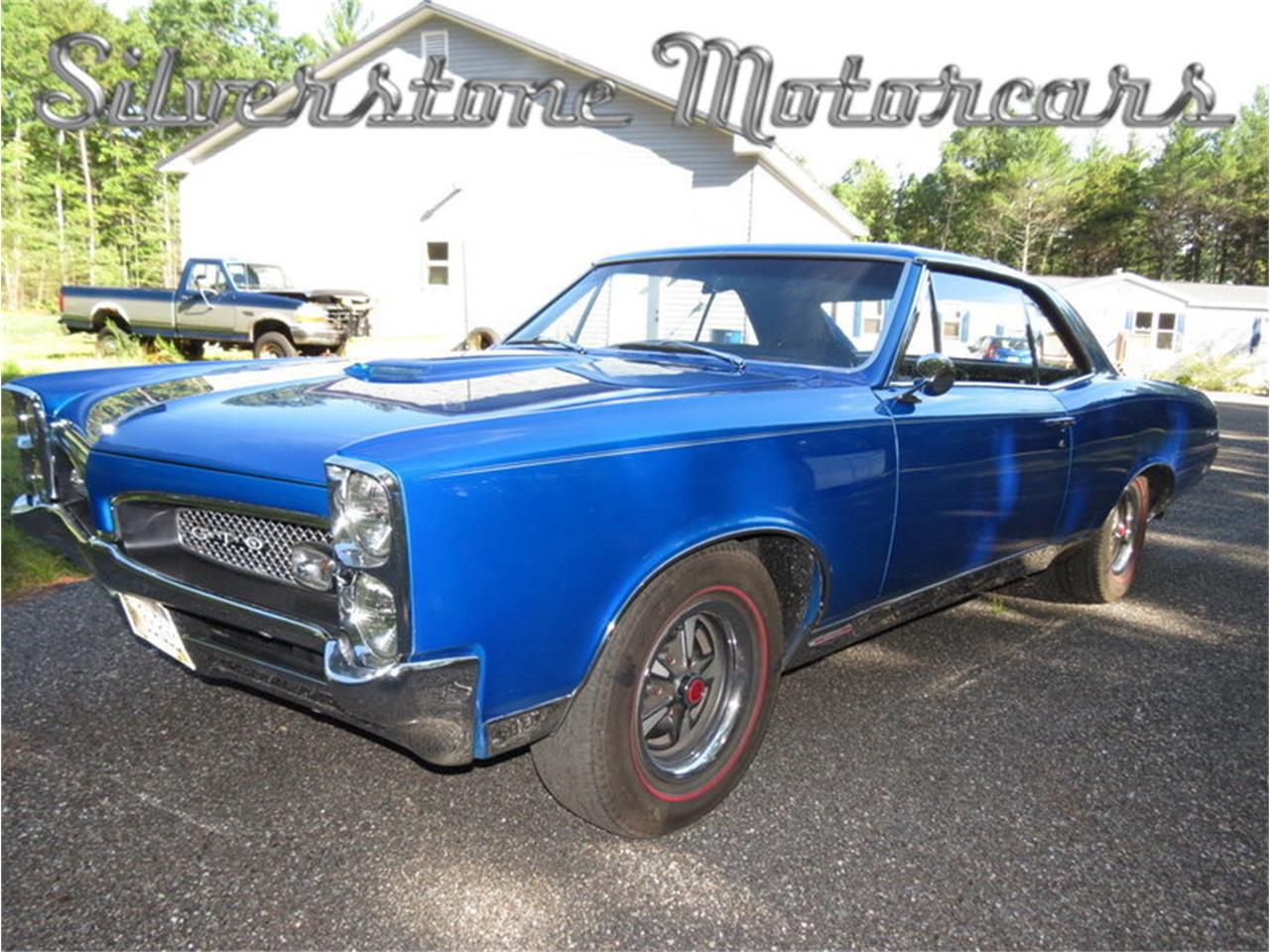 Large Picture of 1967 GTO - $59,900.00 - JG3G