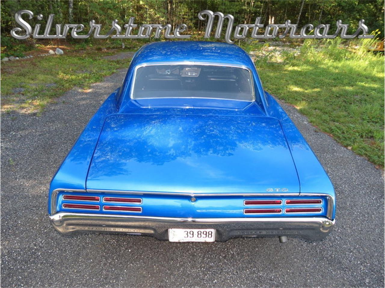 Large Picture of Classic 1967 Pontiac GTO located in Massachusetts - $59,900.00 - JG3G