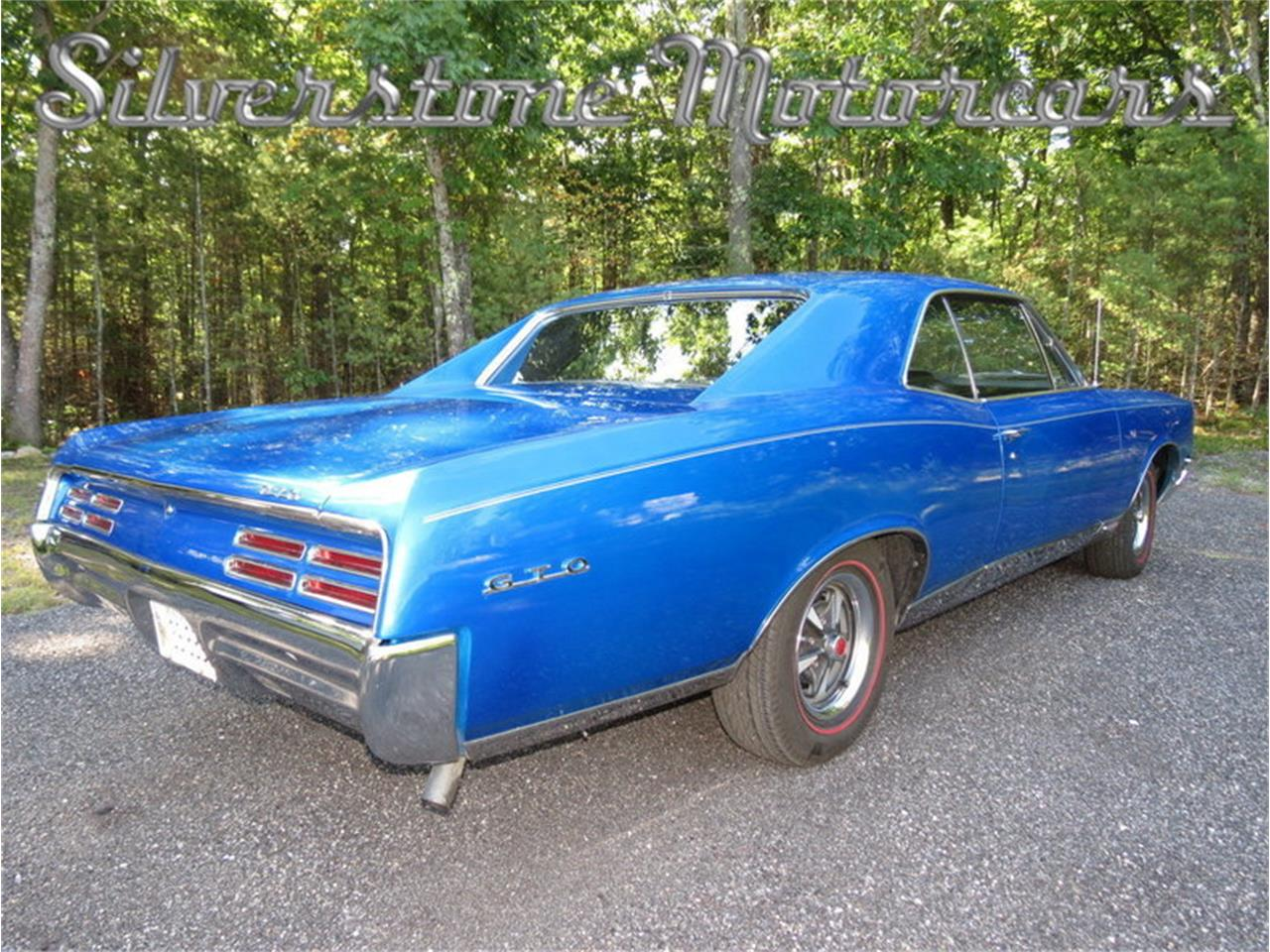 Large Picture of 1967 Pontiac GTO - $59,900.00 Offered by Silverstone Motorcars - JG3G