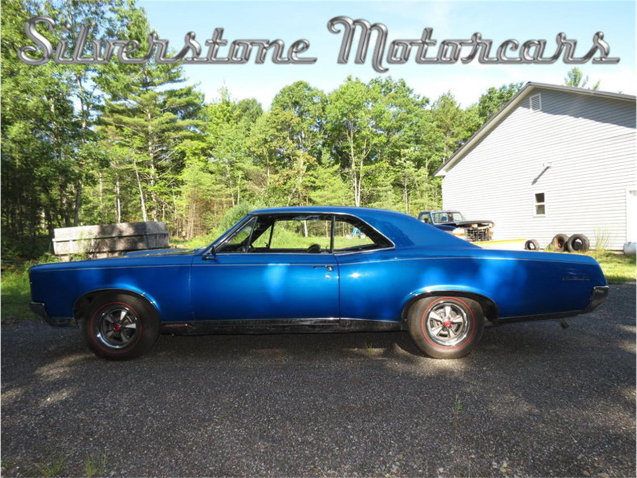 Large Picture of Classic '67 GTO located in North Andover Massachusetts - JG3G
