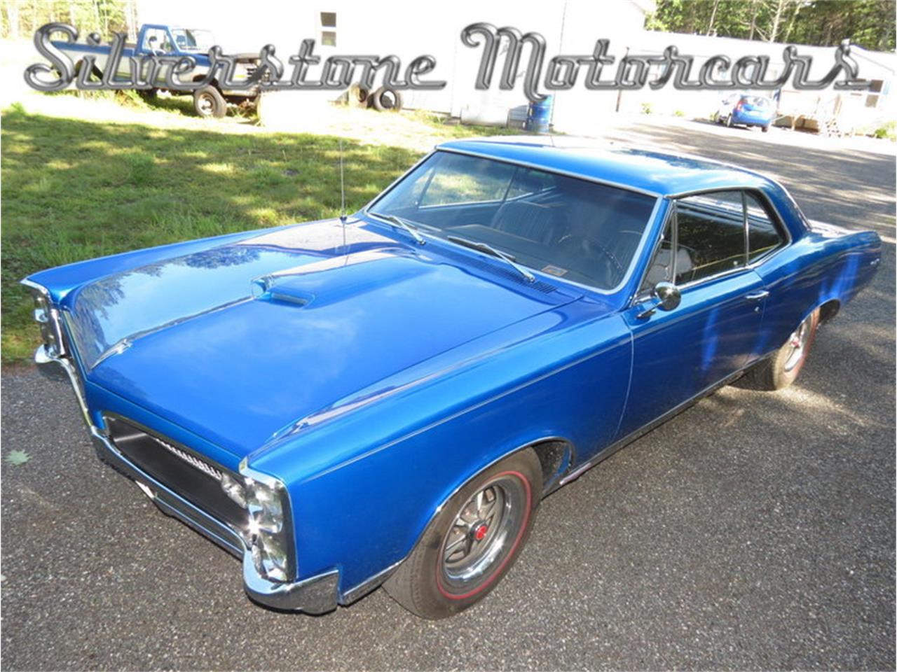 Large Picture of Classic 1967 Pontiac GTO - $59,900.00 - JG3G