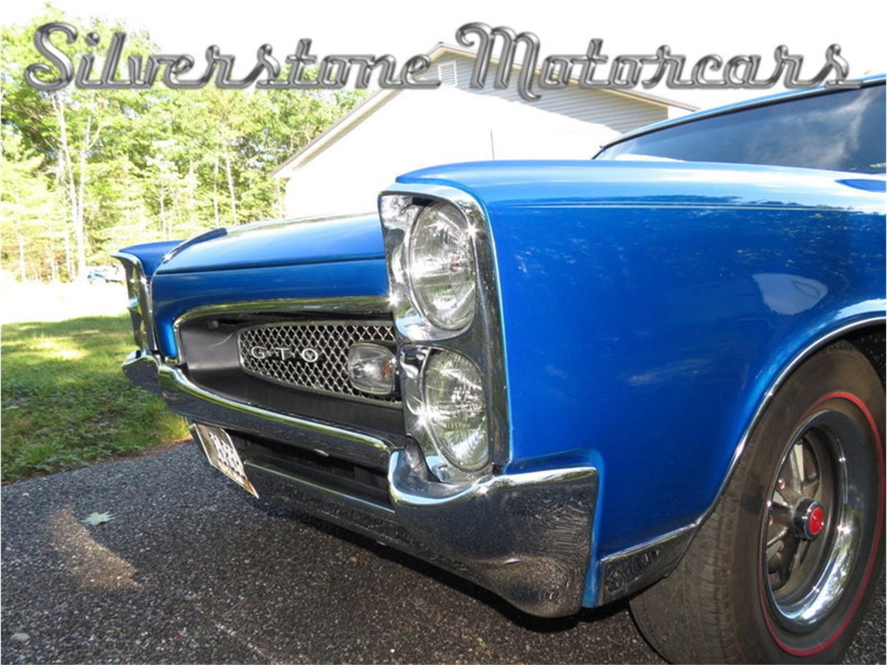 Large Picture of Classic '67 GTO located in Massachusetts - $59,900.00 Offered by Silverstone Motorcars - JG3G