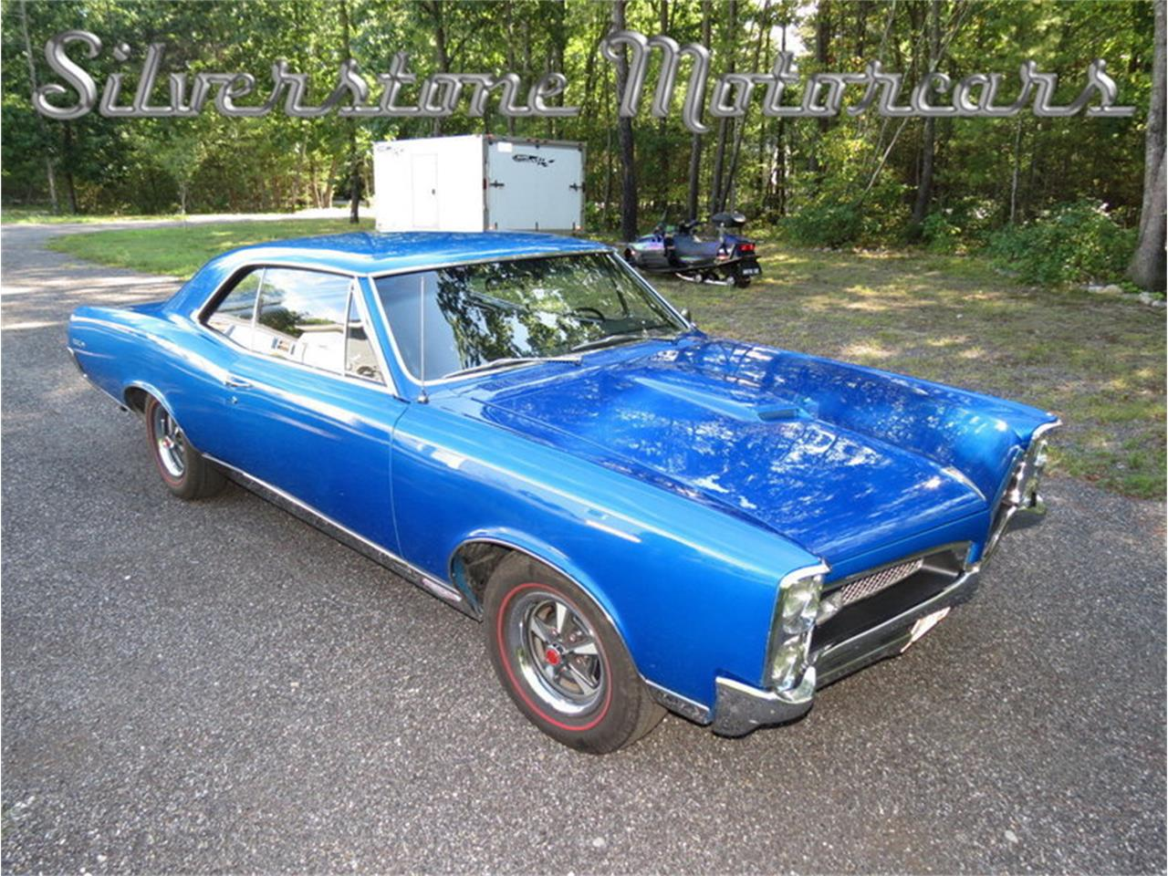 Large Picture of Classic 1967 GTO located in North Andover Massachusetts - $59,900.00 Offered by Silverstone Motorcars - JG3G