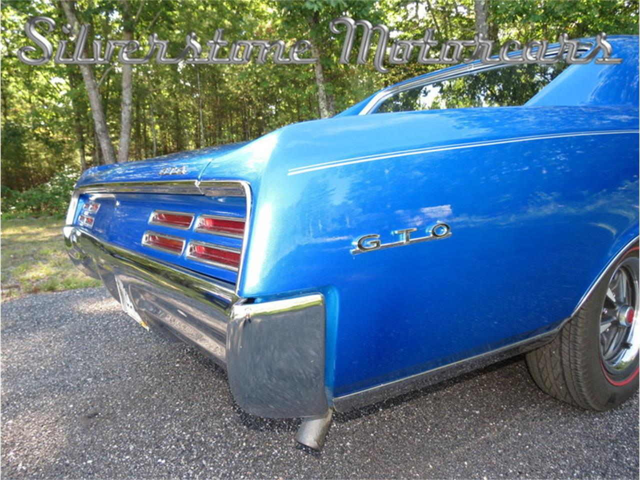 Large Picture of 1967 GTO - JG3G