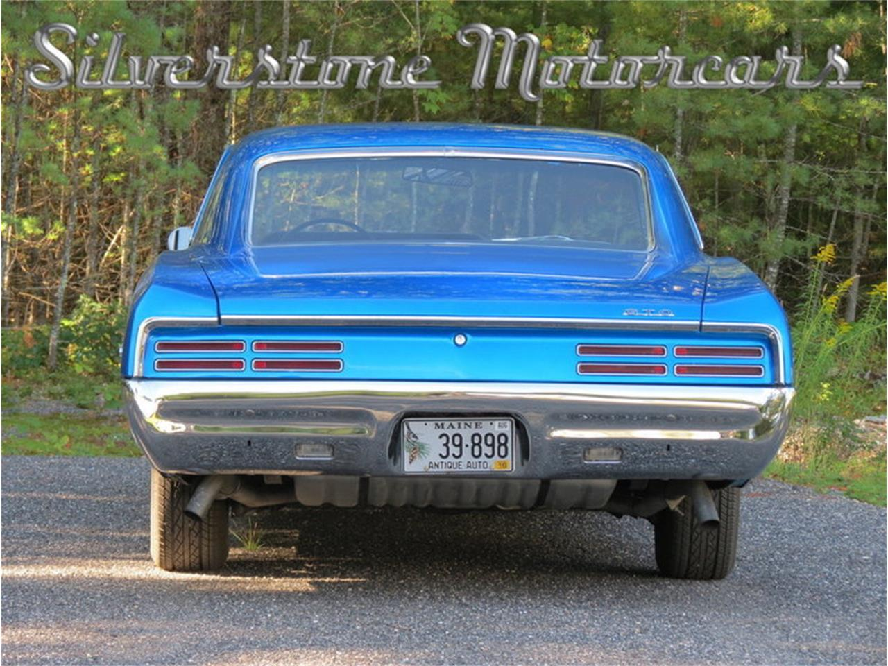 Large Picture of '67 Pontiac GTO - JG3G